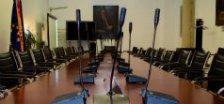 Sala de reuniones Junta de Gobierno
